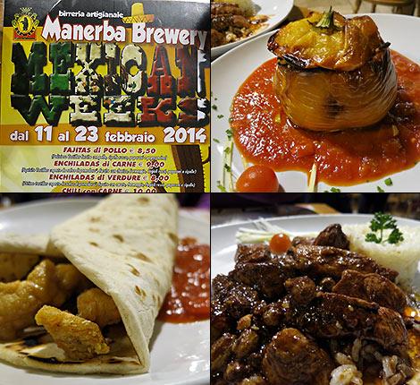 Mexikanische Wochen in der Manerba-Brauerei