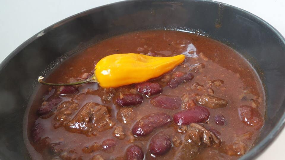 Chili con Coffee