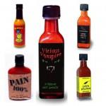 Hot Sauces 2