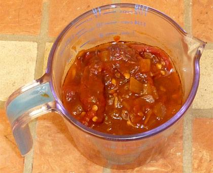 Chipotle-Chilis in Adobo-Soße
