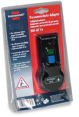 Personenschutz-Adapter helfen im Chili Anbau gefährliche Stromunfälle zu vermeiden.