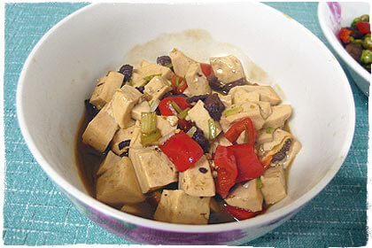 Hong Shao Tofu (Hot)