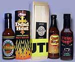 Hot Sauce sammeln: Oft werden extreme Saucen bevorzugt.