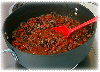 Quick & Dirty Killer Chili