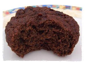 Schoko-Kirsch-Muffins mit Chipotle