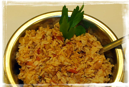 Arroz Rojo (New) Mexican Red Rice