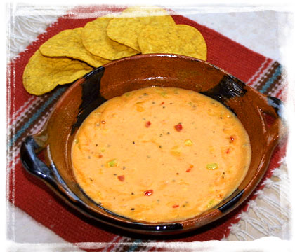 Chile con Queso (Warmer Chili-Käse-Dip)