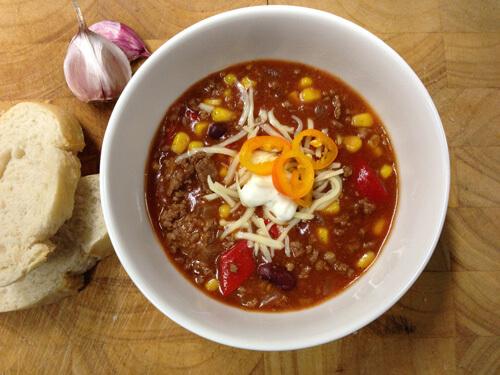Bestes Chili con Carne Rezept</br>+++ PepperLounge 02/2015 +++