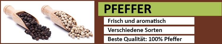 Pfeffer kaufen
