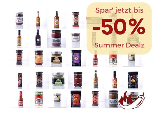 Bis 50% sparen! Die 19 besten Sommerangebote im Shop
