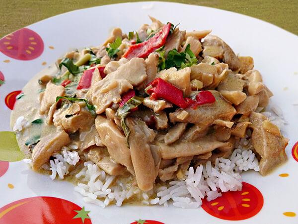 Pepperworld Thai Curry