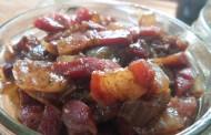 Bacon Zwiebel Relish - der Burger Booster