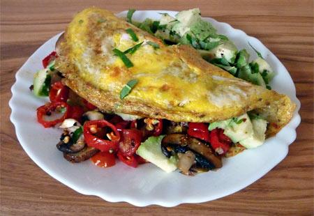 NuMex Las Cruces Cayenne: Lecker im Omelett