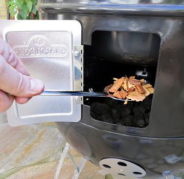 Wood Chips zum Räuchern