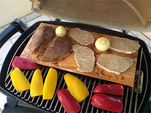 Weber Elektrogrill Lachs : Mit grillplanken grillen wie die profis teil 2 pepperworld
