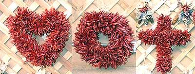 Chili-Ornamente