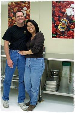 Mike & Diane Greening