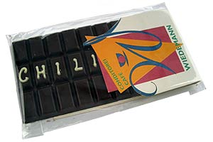 Wiedemann Chili-Schokolade