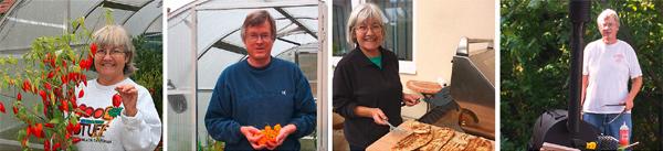 Harald und Renate Zoschke