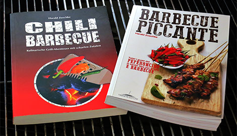 CHILI BARBECUE und BARBECUE PICCANTE