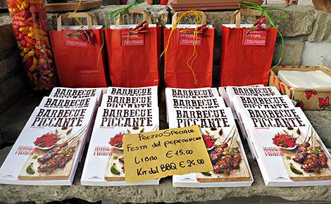 Serata del Peperoncino: Buchpremiere
