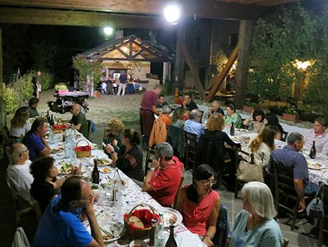 Scharfer Abend bei Ca' d'Alfieri: Serata del Peperoncino