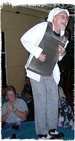 Washboard Solo