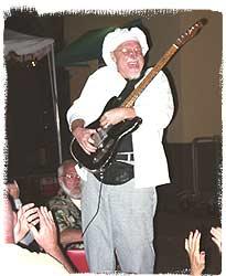Meister der Slide Guitar