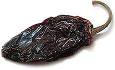 "Jalapeno, räucher-getrocknet (""Chipotle"")"