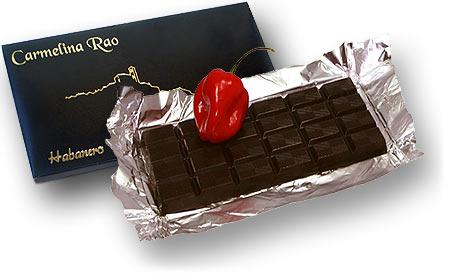 Pepperworld  Habanero-Schokolade von Dolci