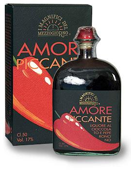 """Chili-Schokolikör """"Amore Piccante"""""""