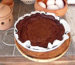 Chili-Schoko-Kuchen