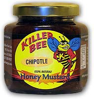 Killer Bee Chipotle Honey Mustard