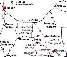 Tucson ... Bisbee