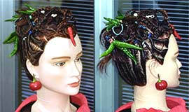 Chili Hairstyle