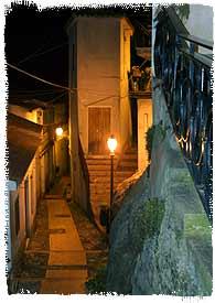 Maierá bei Nacht