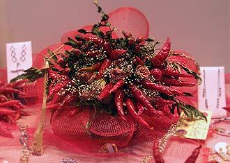 Peperoncino-Bouquet