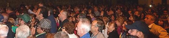 Chili-Wettessen, Publikum