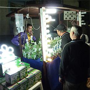 Energiesparende (und endlos nervende) Glühbirnen
