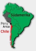 Südamerika, Chile, Peru