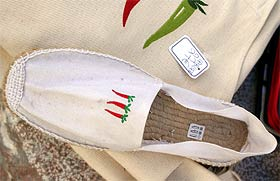 Chili-Schuhe