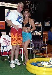 Gecko Gary & Cindy