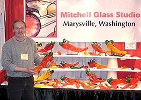 Mitchell Glass Studio, Bob Mitchell