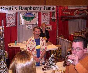 Heidi's Raspberry Jam