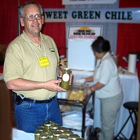Sweet Green Chile