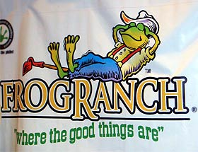Frog Ranch Banner