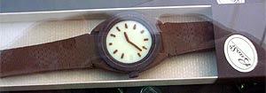 Schoko-Uhr