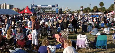 Ribfest -- Grillspaß mit Woodstock-Feeling