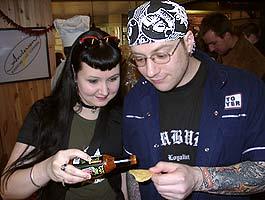 Jens und Christine