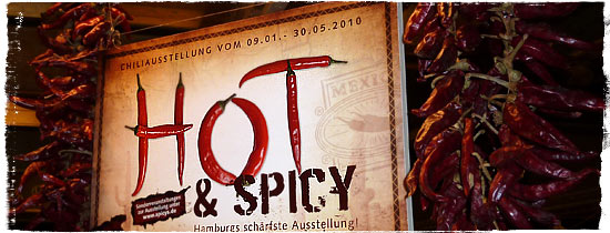 Pepperworld Chilischau bei Spicys